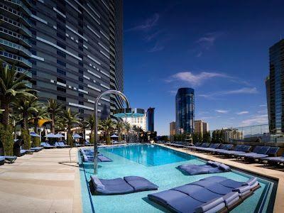 Bamboo Pool at the Cosmopolitan Las Vegas