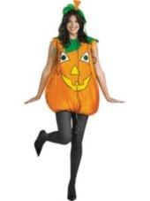 Adult Pumpkin Costume Plus Size-Classic Costumes-Womens Plus Size Costumes-Plus Size Costumes-Halloween Costumes-Party City  www.facebook.com/PumpkinPatchTV