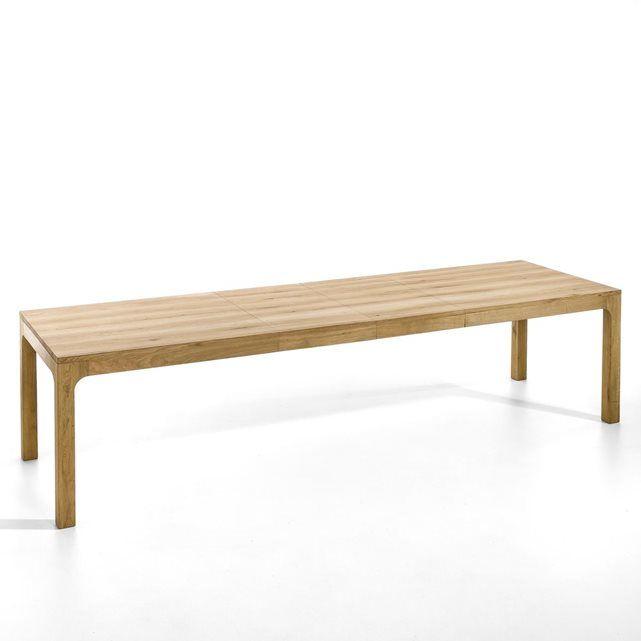 Table à allonges Théadora
