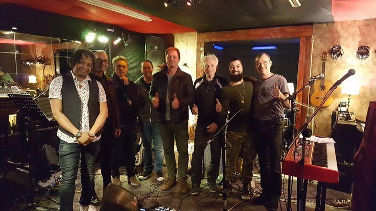 Super goede bands oefenen bij Bandstart in Naarden!
