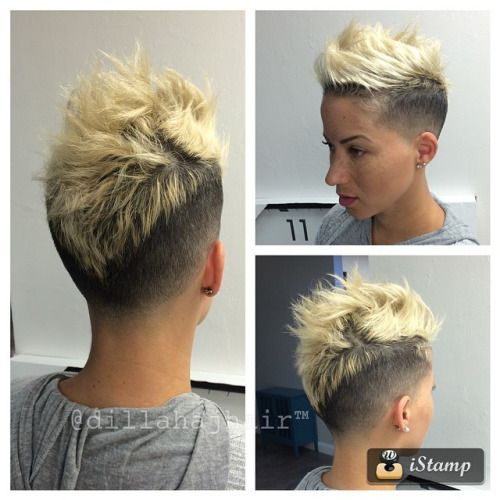 how to use hair style 1432 best images about hair on 7599 | 86eb7b474084a5976cbbb6f69bcb55b7 short hair mohawk short mohawk hairstyles