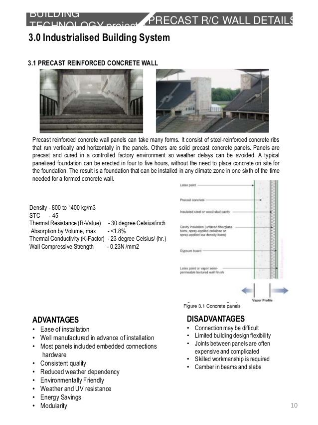 Btechn Project 2 Final Report Group In 2020 Building Systems Precast Concrete School Architecture