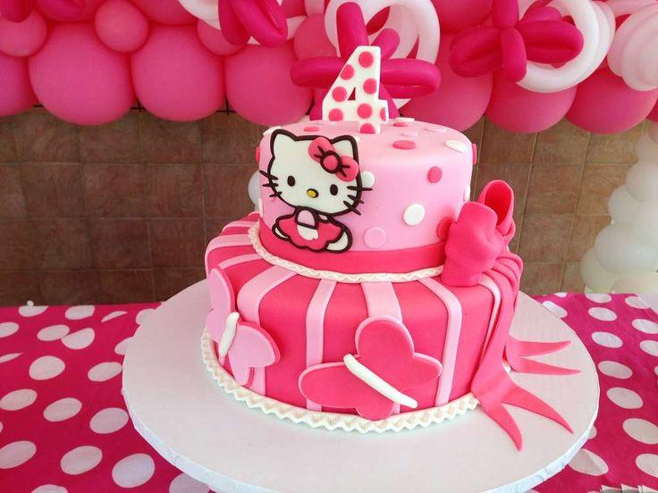 Hello Kitty Birthday Party Ideas | Photo 3 of 20 | Catch My Party
