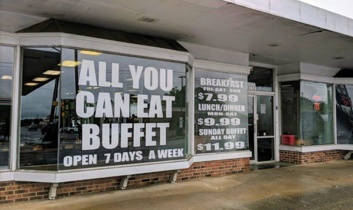Chow Down On Unlimited Soul Food At Fhinney All You Can Eat Buffet