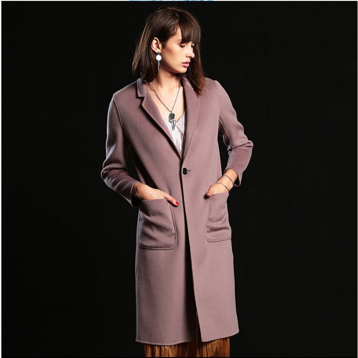 19 best Double Faced Cashmere Coat images on Pinterest   Cashmere ...