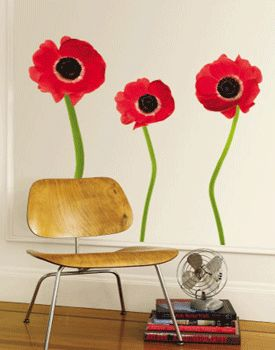Welcome Spring Arts Pinterest Floral Room Red Poppies And Poppies