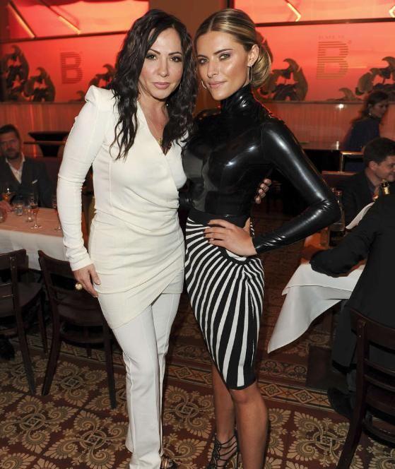 Sophia Thomalla mit Mutter Simone Thomalla