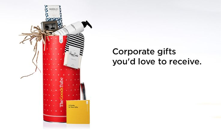 Corporate gifts you'd love to receive.