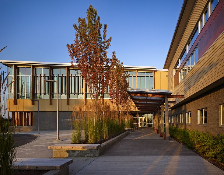 Riverview Elementary School, Snohomish School District - NAC Architecture:  Architects in Seattle & Spokane, Washington, Los Angeles, California