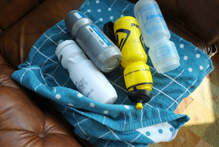 Lovely Bicycle!: Monday Mailbox: Cycling Water Bottles and the Plas...
