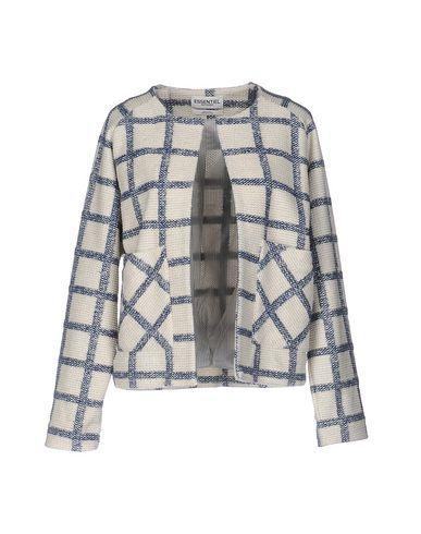 Prezzi e Sconti: #Essentiel giacca donna Avorio  ad Euro 114.00 in #Essentiel #Donna abiti e giacche giacche