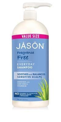 Natural Fragrance Free Value Size Shampoo - JĀSÖN