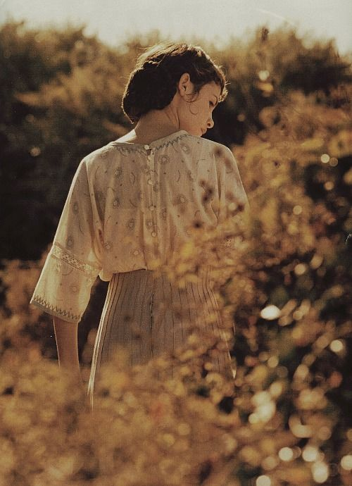 """sara-lindholm:    Photography, Audrey Tautou in """"A very long engagement"""""""