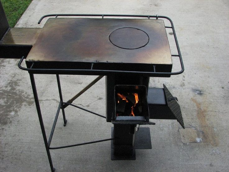 65 best images about rocket stoves on pinterest stove for Heavy duty rocket stove