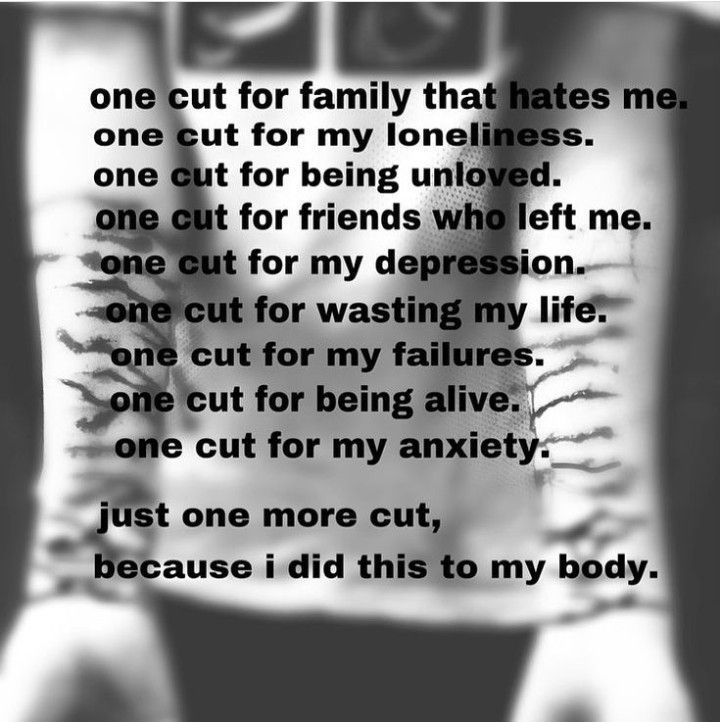 Emo Quotes About Suicide: 218 Best Self-Harm Images On Pinterest
