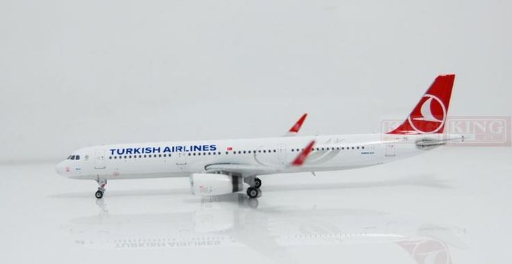 86.10$  Watch here - http://alibqy.worldwells.pw/go.php?t=32596321168 - Phoenix 10916 Turkey Airlines TC-JSK 1:400 A321/w commercial jetliners plane model hobby