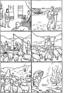 114 Best Images About Bible OT Moses Adult Life Leadership In The Wilderness On Pinterest