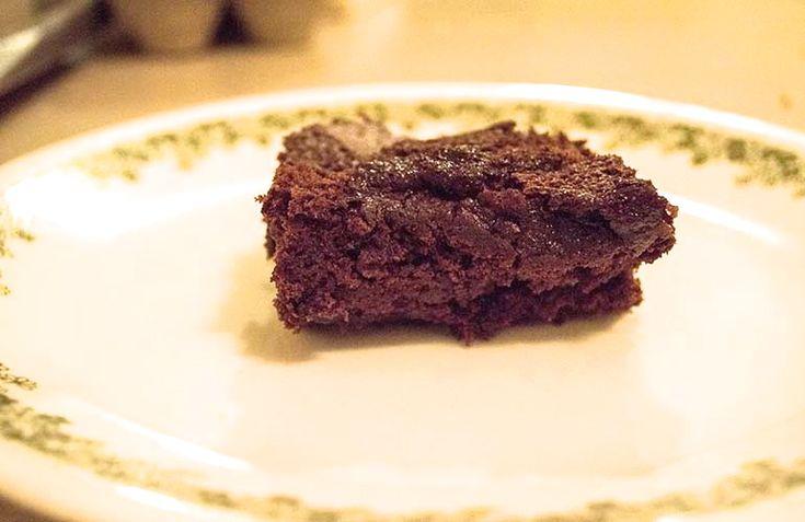 Diet coke brownies