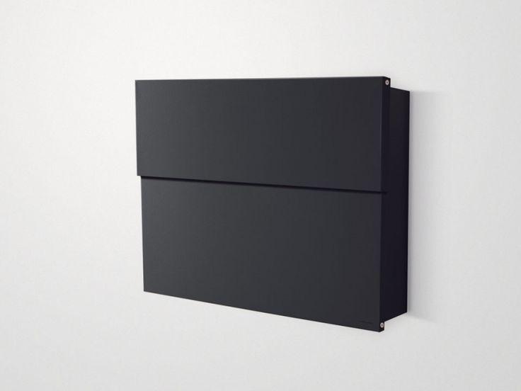 Radius Design Briefkasten Letterman XXL 2 Schwarz kaufen im borono Online Shop