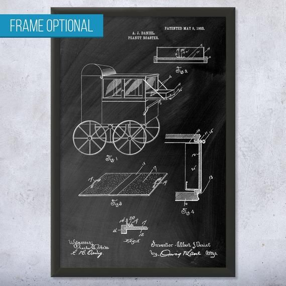 Metal Detector Poster Print Treasure Hunter Prospecting Gifts Surveyor Gift