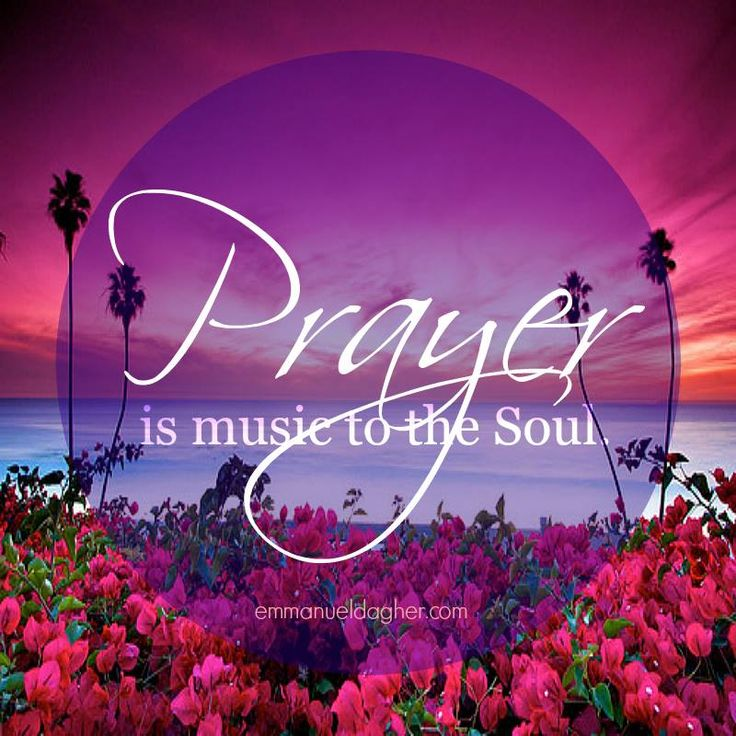 Hi my amazing friend, Prayer is music to the Soul. It's prayer circle Wednesday! How can my team and I support you today? Emmanuel Dagher