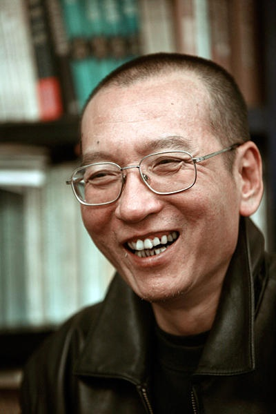 Liu Xiaobo, winner of the 2010 Nobel Peace Prize while serving his fourth term a...