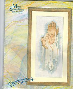 Cross Stitch Kit: Maria van Scharrenburg Baby - Lanarte  - Retail $49.99