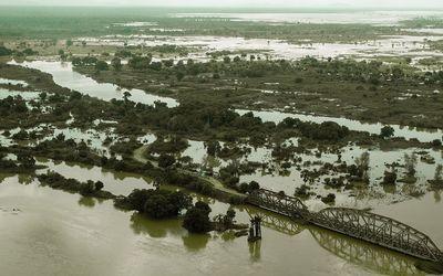 Malawi flood. Picture: AFP PHOTO/AMOS GUMULIRA