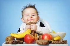 Menús para niños de 1 uno a 2 dos años