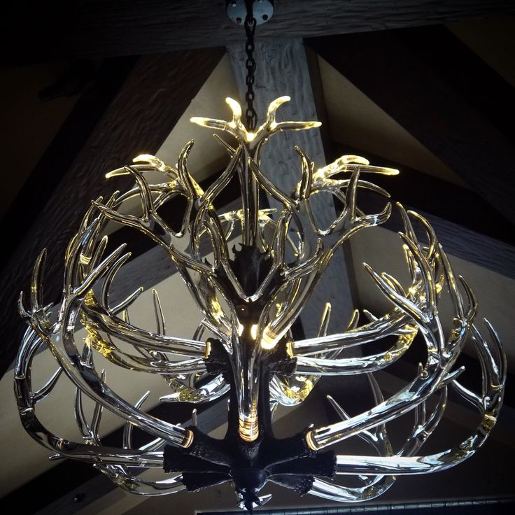 39 Best Crystal Antler Collection By Lawson Glass Images