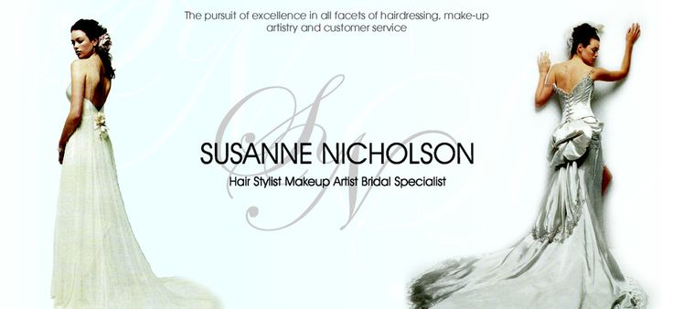 Susanne Nicholson Hair and Makeup Brisbane
