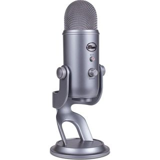 Shop for Blue Microphones Yeti USB Microphone (Silver). Get free delivery at Overstock.com - Your Online Home Theater