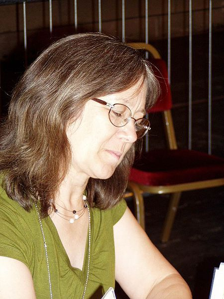Robin Hobb - Read her books. Her writing is stunning.