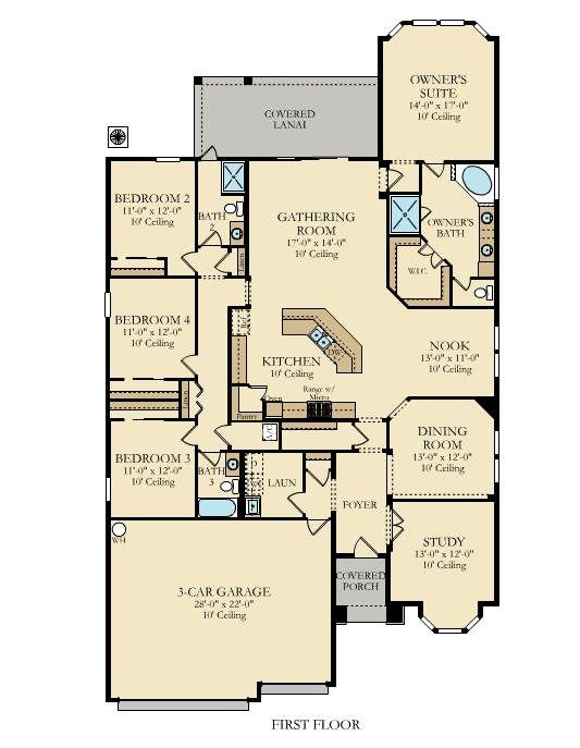 33 best windward ranch executive collection images on for Executive ranch floor plans