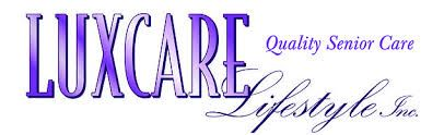 Luxcare Lifestyle Inc.- Point to Get in Touch; click Join Our Team.