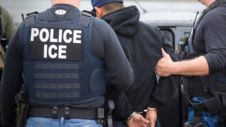 The American Civil Liberties Union is offering guidance for people who may be concerned that U.S. Immigration and Customs Enforcement agents may come to their home.