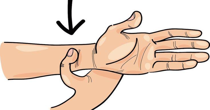 Tryck på dessa punkter i handen – lindrar smärta på bara några minuter. Newsner ger dig nyheter som berör!