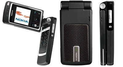 My Nokia 6260 in 2005