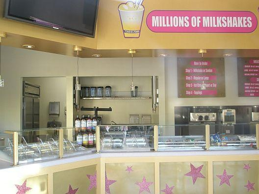 Millions of Milkshakes: speaks for itself, indulge your inner fat kid