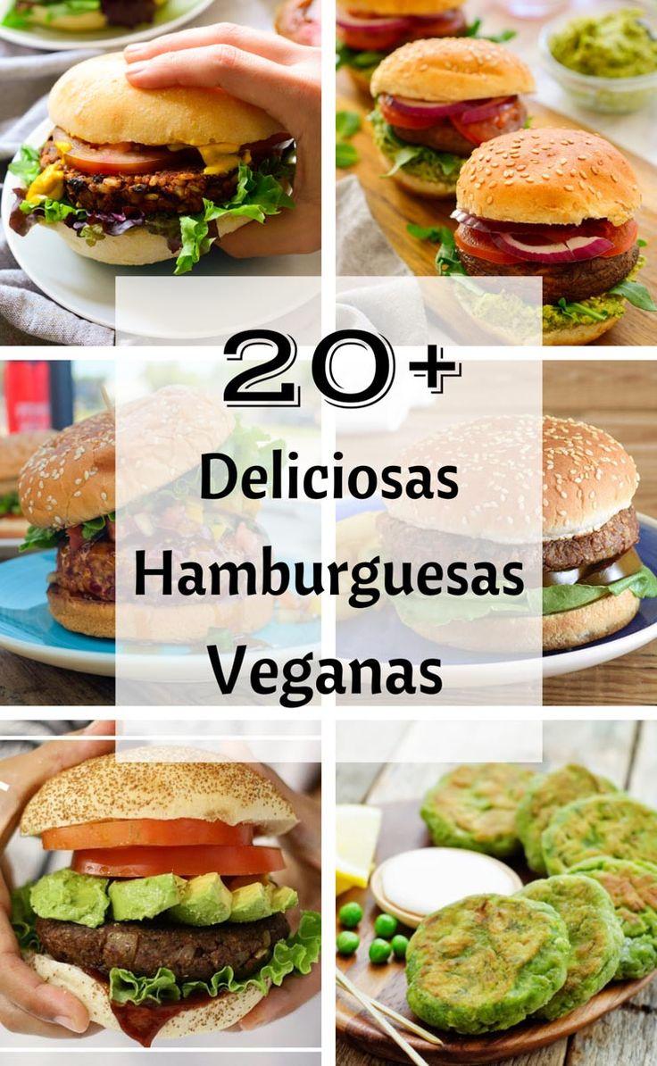 Abajo encontrarás 20 de las mejores hamburguesas veganas que ofrece internet. Lo que te apetezca, seguro que encontrarás algo de tu gusto. Y si quieres ser un aventurero y hacer tu propia receta con tus ingredientes preferidos, también te enseñamos cómo! Slider Recipes, Dinner Menu, Healthy Choices, Meal Prep, Vegan Recipes, Veggies, Food And Drink, Meals, Cilantro