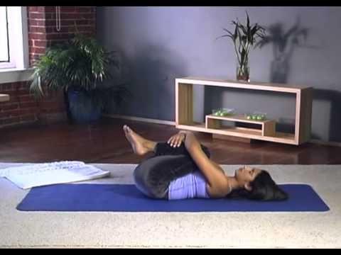 Вечерняя йога - YouTube 20 минут