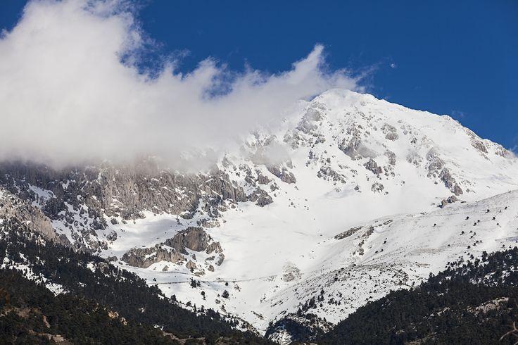 VISIT GREECE| Mountain of Parnassos #VistiGreece #Greece