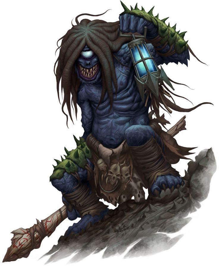29 best Ogres, Giants and Trolls images on Pinterest | Fantasy ...