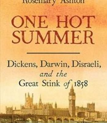 One Hot Summer: Dickens Darwin Disraeli And The Great Stink Of 1858 PDF