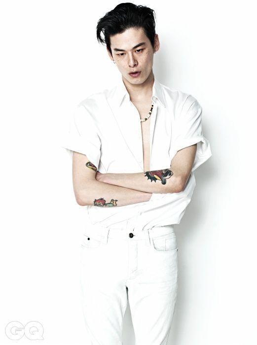 2015.04, GQ, Kim Won Joong