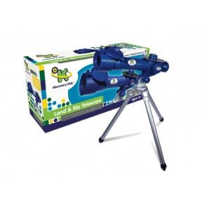 Discovery Kids - Astronomical Telescope  Star gazing fun for the little ones!  Merry Christmas!  #entropywishlist #pintowin
