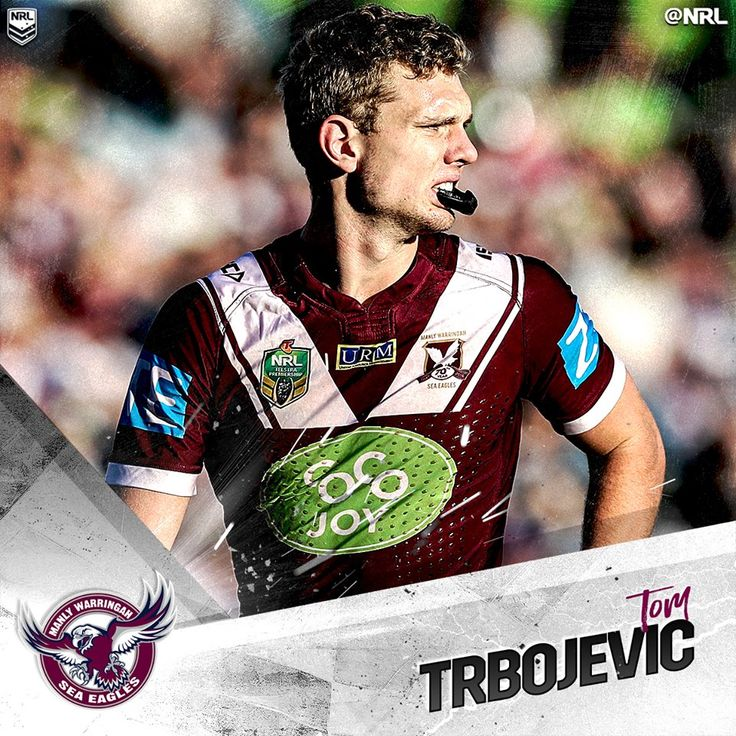 Tom Trbojevic was awarded the Roy Bull Best and Fairest Award as the Manly Warringah Sea Eagles 2016 #NRL Player of the Year. Jake Trbojevic received the Players Player and Members awards for 2016, with Addin Fonua-Blake named the Rookie of the Year.