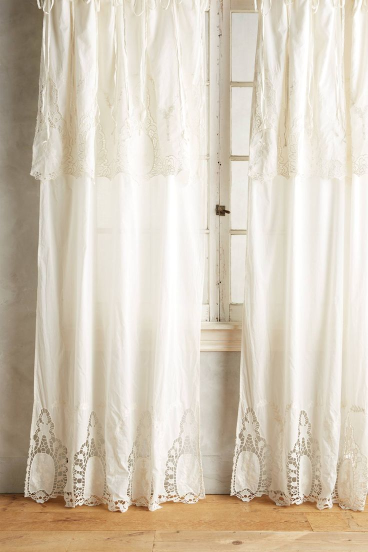 Victorian Lace Curtain | Victorian lace, Lace and Victorian