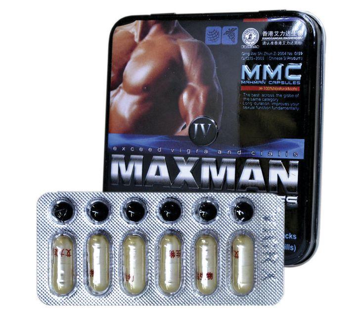 Maxman 40% – Agrande su pene en longitud y anchura, consolide y endurezca su erección. Alcance una capacidad de empuja más potente.