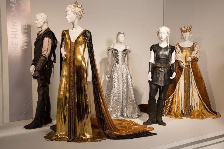"""""""Расплавленное"""" золотое платье королевы Равенны.: la_gatta_ciara"""